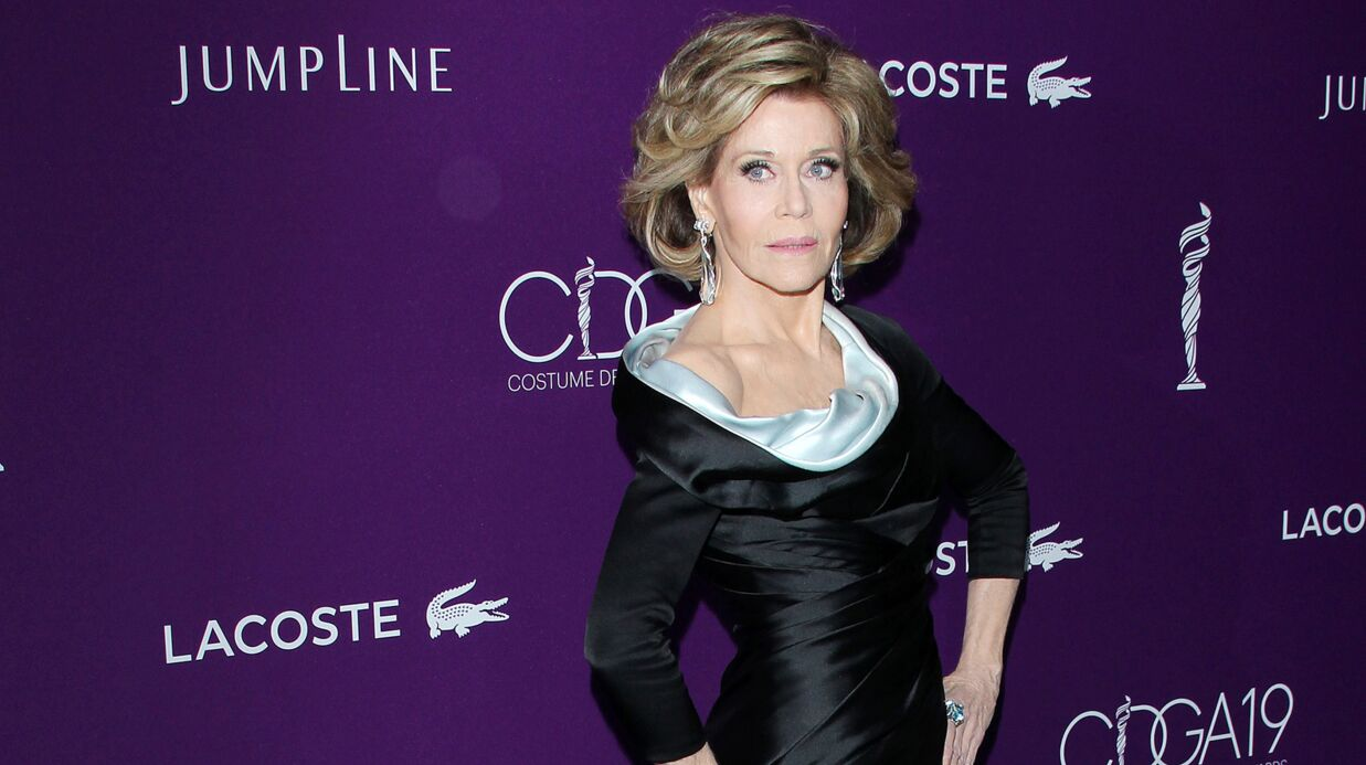 Jane Fonda: à 79 ans, elle parle pour la première fois du viol qu'elle a subi enfant