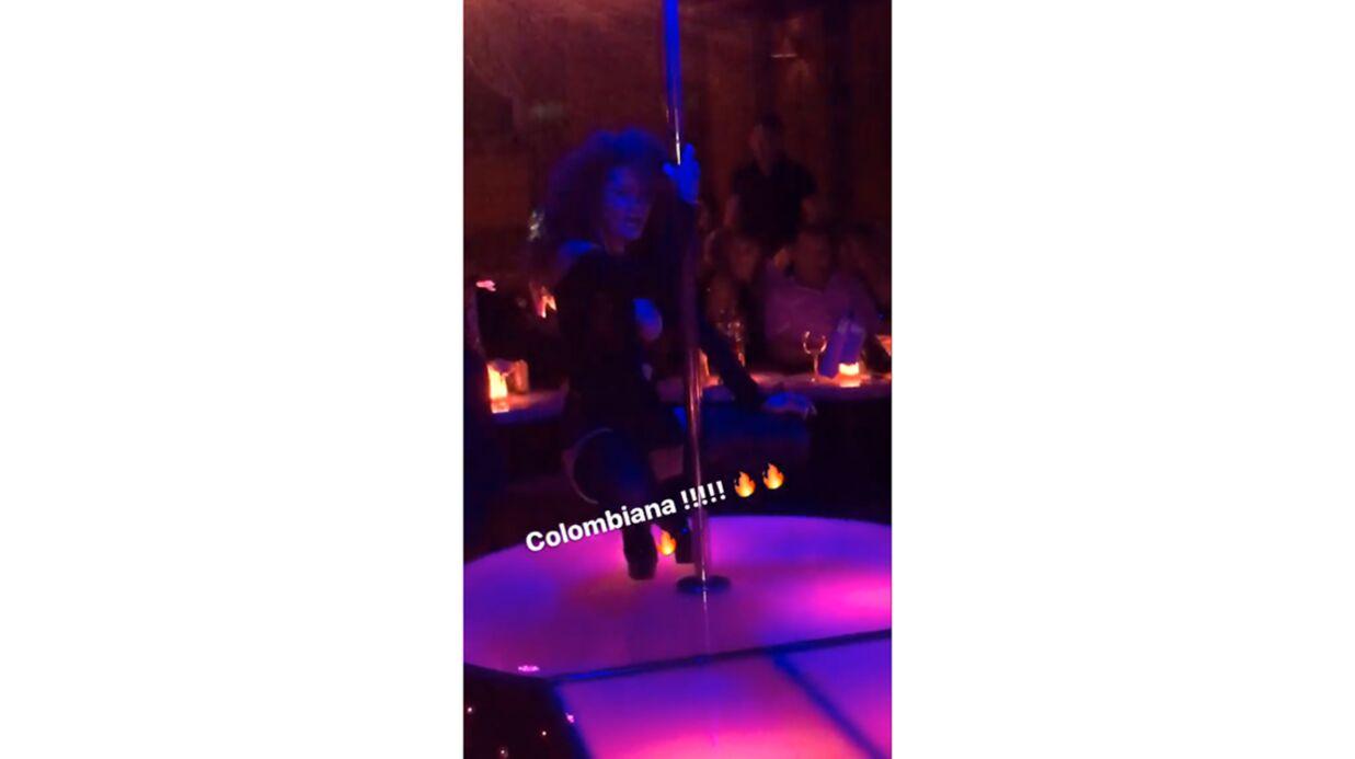 PHOTOS Gigi et Bella Hadid dans un club de strip-tease où Kendall Jenner a reçu… une fessée