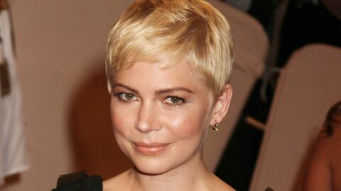 Michelle Williams : des cheveux courts en hommage à Heath Ledger