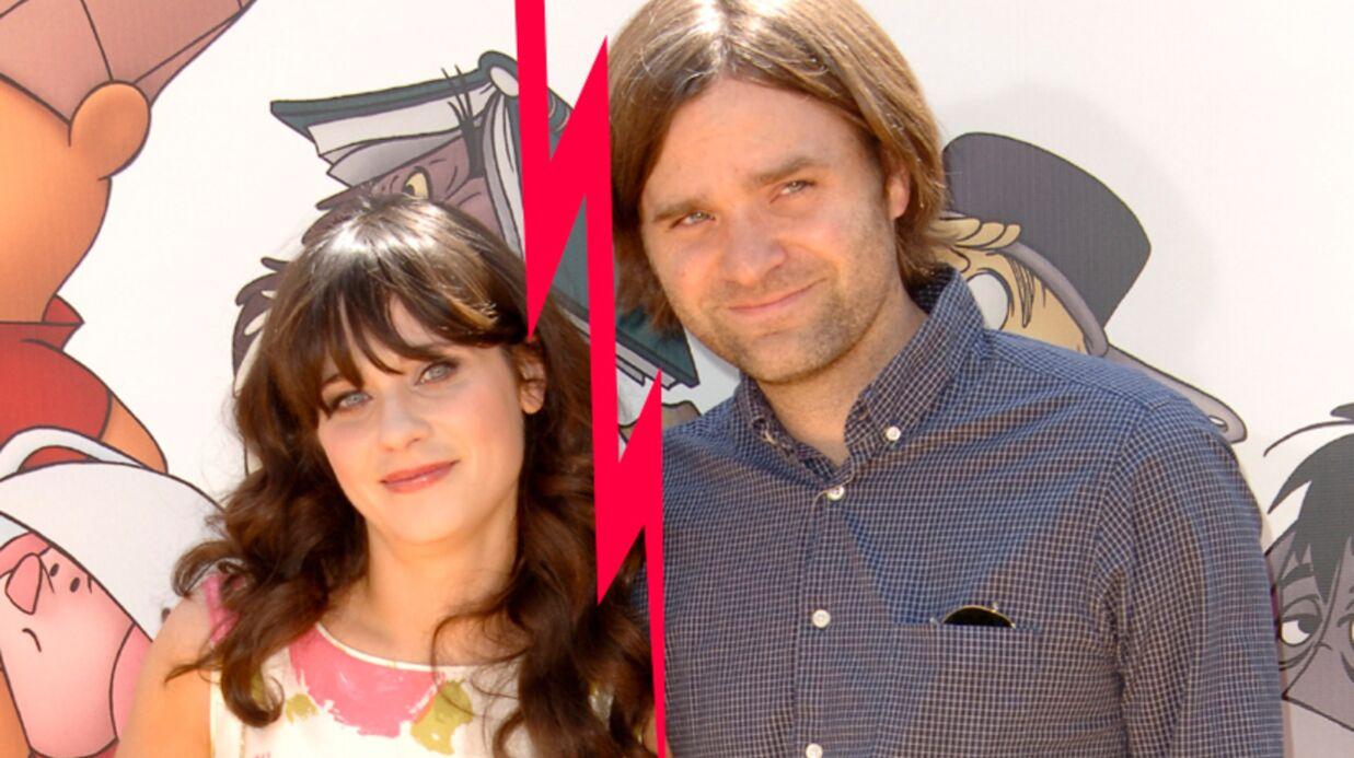 Zooey Deschanel divorce de Ben Gibbard