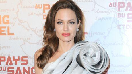 Angelina Jolie a choisi la créatrice de sa robe de mariée