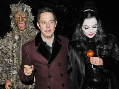 PHOTOS Les stars se déguisent pour Halloween 2ème partie