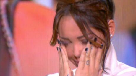 Nabilla fond en larmes devant les caméras de Canal +