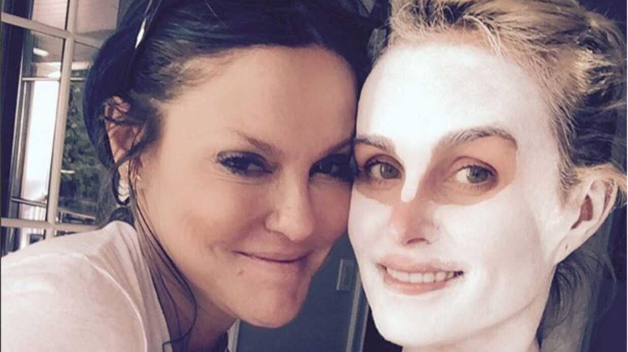 PHOTOS Laeticia Hallyday: un Halloween mortel avec ses filles