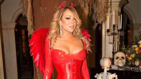 VIDEO Mariah Carey: à moitié nue, elle se prend pour Freddy et ses griffes de la nuit
