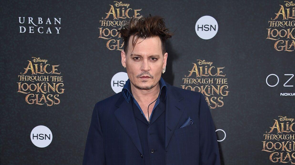 Johnny Depp va jouer dans un des prochains films de l'univers Harry Potter