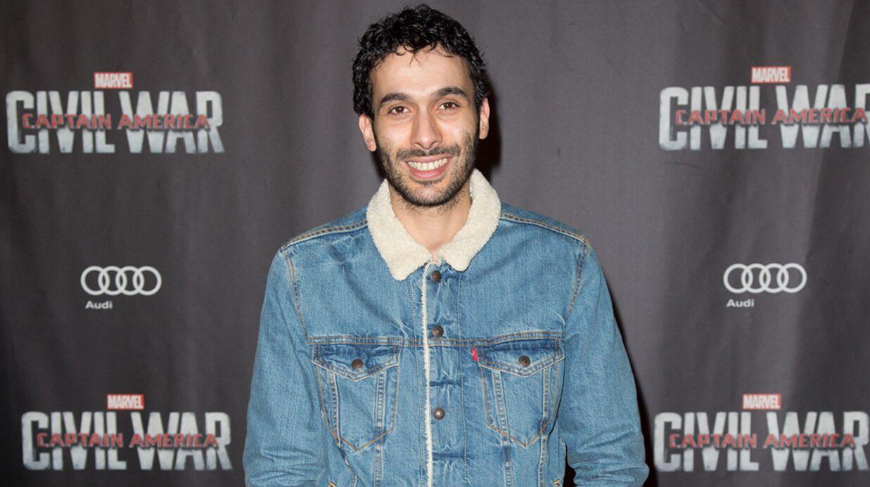 Mustapha El Atrassi rejoint sa compagne Ornella Fleury dans Le Grand Journal