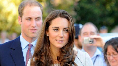 Kate Middleton vue sans sa bague de fiançailles: pourquoi?