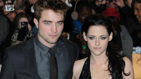 Robert Pattinson et Kristen Stewart ensemble pour la promotion de Twilight Révélation