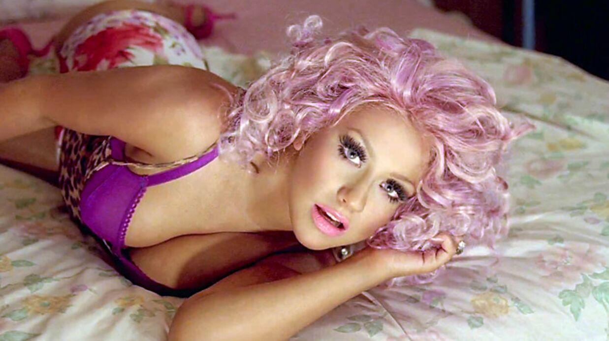Christina Aguilera n'a jamais dit qu'elle était «grosse»