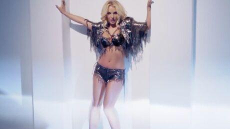 VIDEO Britney Spears: un retour sexy avec le clip de Work Bitch