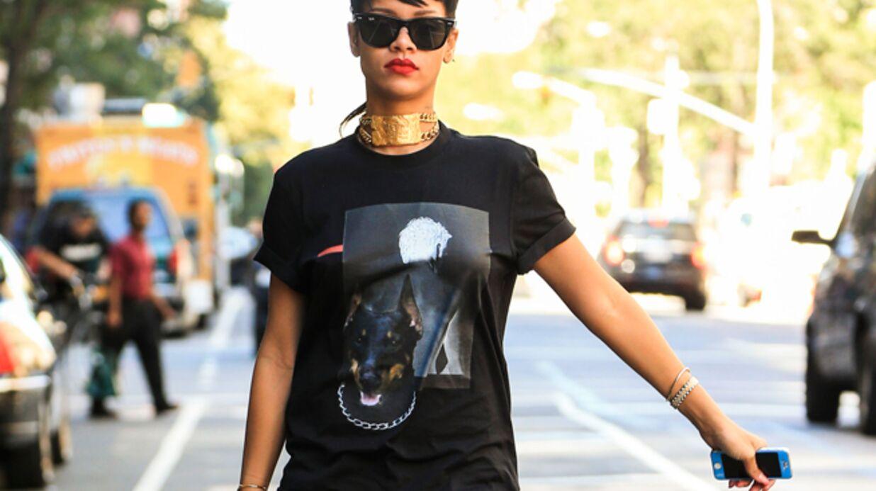Rihanna victime d'une nouvelle tentative de cambriolage