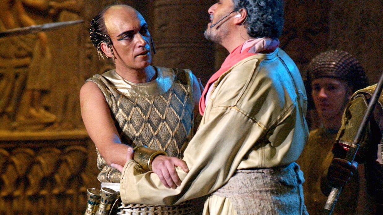 Ahmed Mouici (Ramsès des Dix commandements) tente sa chance à Rising Star