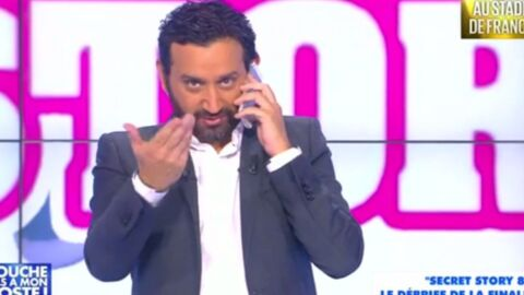 VIDEO Gad Elmaleh appelle Cyril Hanouna en plein direct, il décroche !