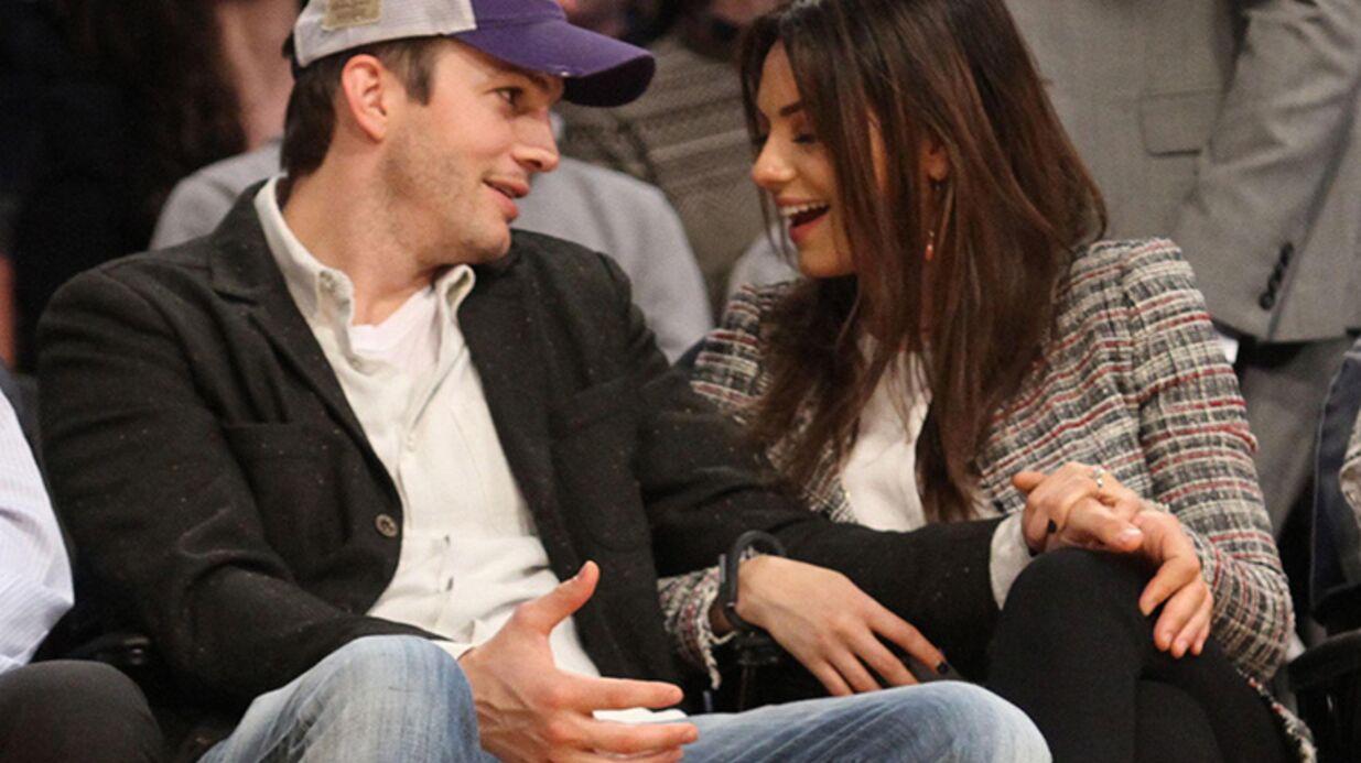 Le bébé de Mila Kunis et Ashton Kutcher est né!