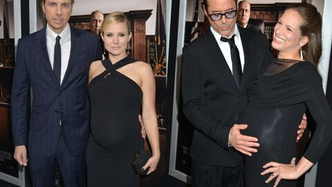 DIAPO Robert Downey Jr et sa femme glamour à l'avant-première de The Judge