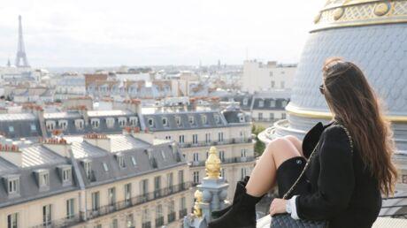 Marieluvpink: sa sélection de chaussures repérées durant la Fashion Week