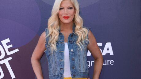 Tori Spelling avoue avoir couché avec deux acteurs de Beverly Hills 90210