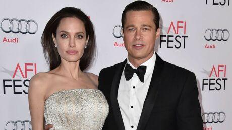 Angelina Jolie ne souhaite pas que Brad Pitt soit poursuivi pour violence envers leurs enfants