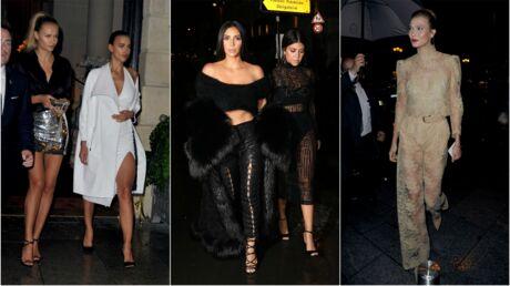 PHOTOS Irina Shayk, Kim Kardashian et Karlie Kloss sexy pour une grande soirée au Ritz