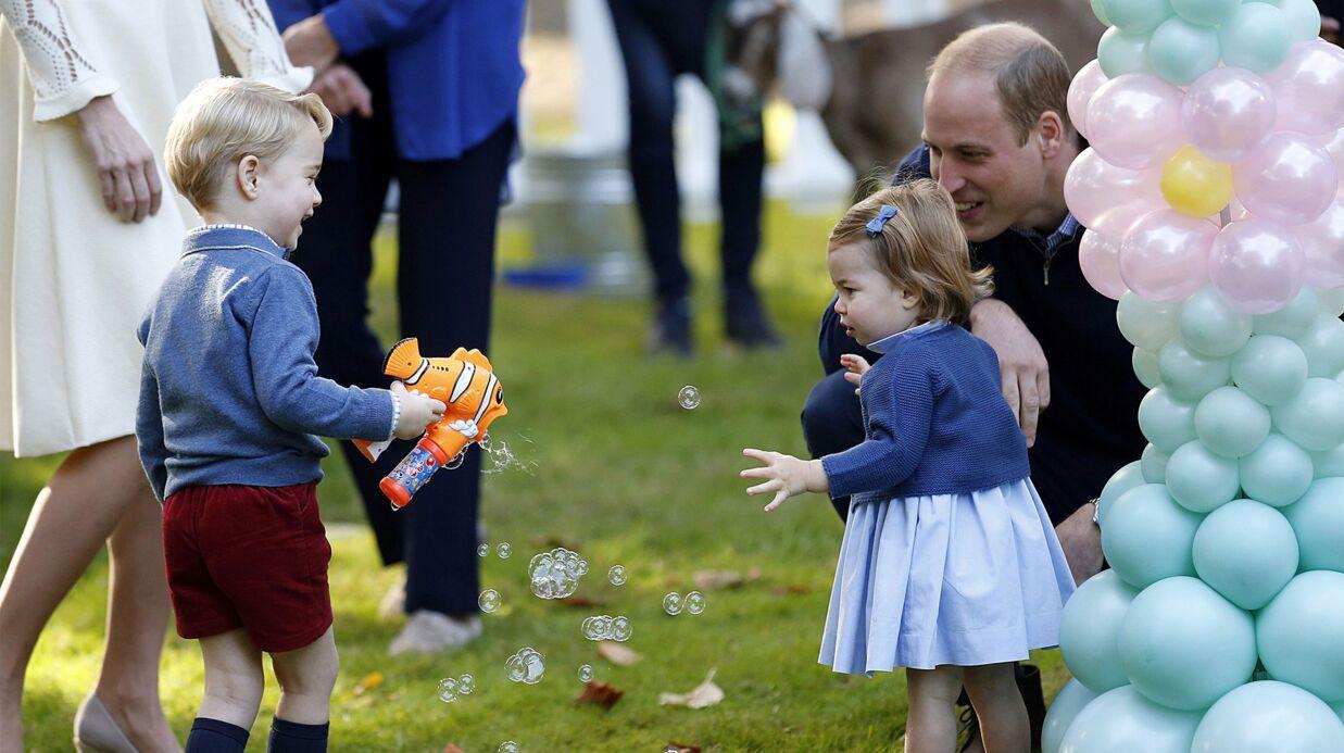 VIDEO Kate et William partagent une adorable vidéo de George et Charlotte