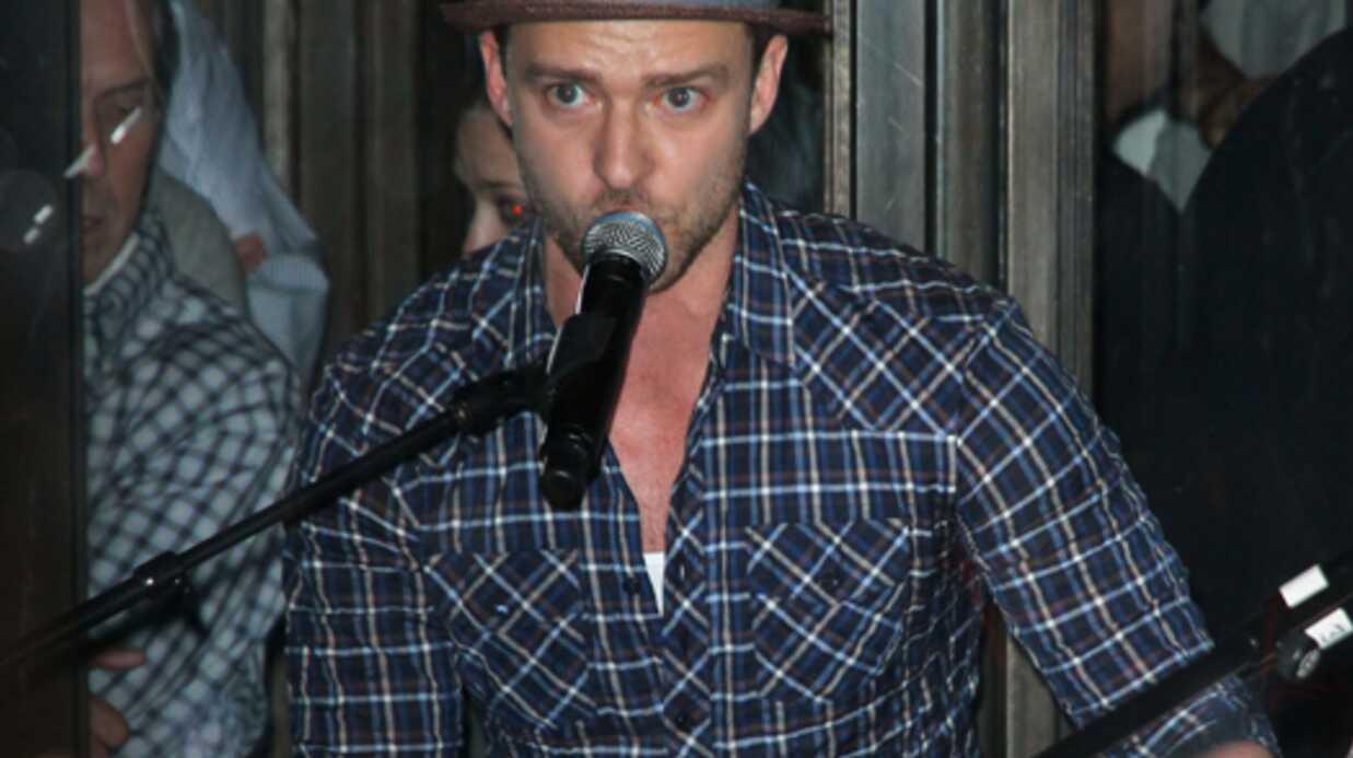DIAPO Justin Timberlake donne un concert surprise à New York