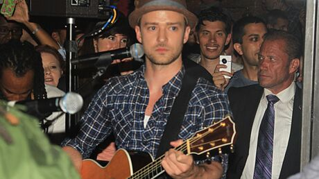 DIAPO Justin Timberlake donne un concert surprise à New York