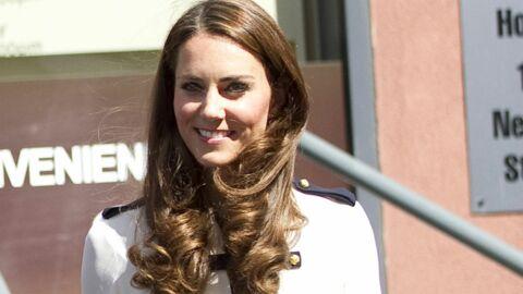 Kate Middleton: la reine Elizabeth II l'adore