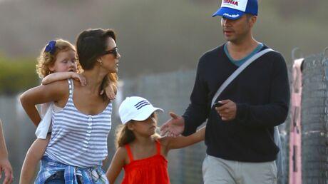 PHOTOS Jessica Alba avec mari et enfants en bord de mer, c'est le bonheur