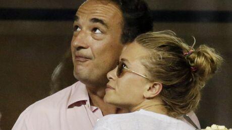 PHOTOS Mary-Kate Olsen et Olivier Sarkozy toujours aussi in love en tribunes