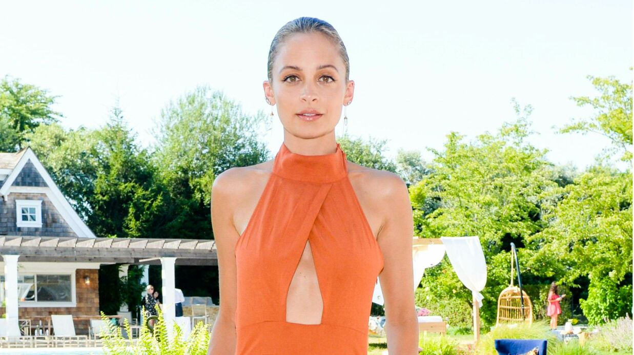Nicole Richie succombe elle aussi à la mode du sans maquillage