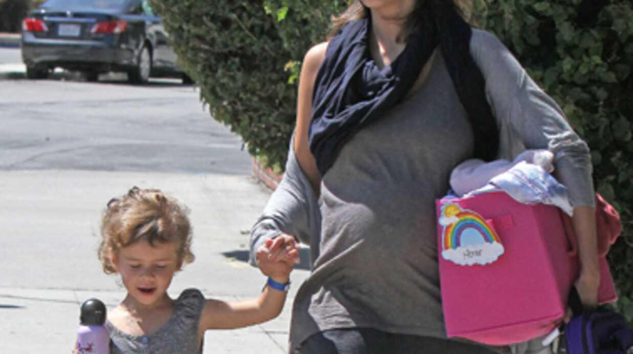 Jessica Alba: son truc pour maigrir après l'accouchement