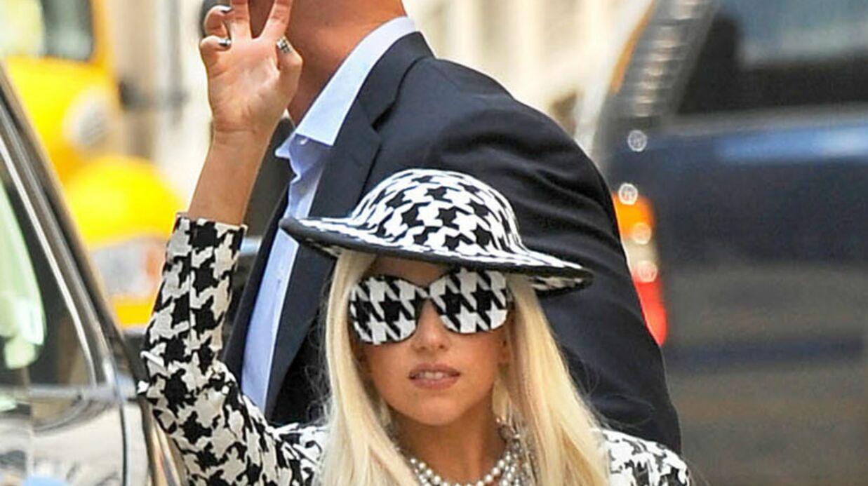 Lady Gaga s'en prend à une journaliste de mode