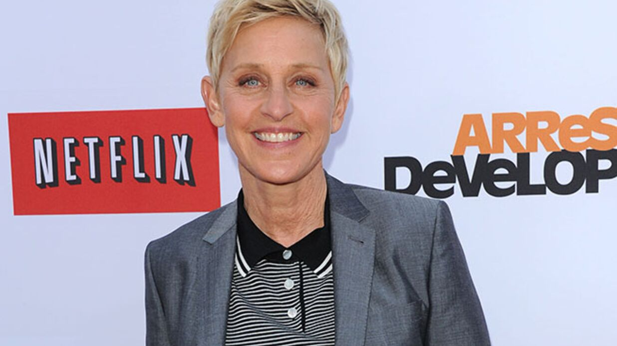 Ellen DeGeneres présentera les Oscars en 2014