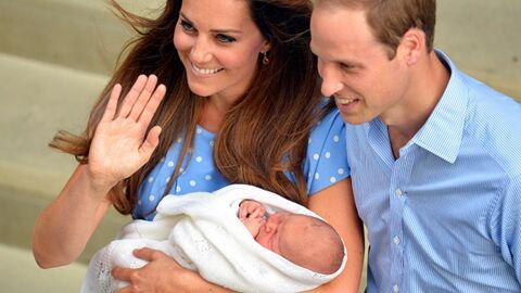 William a (enfin) déclaré son royal baby à la mairie!