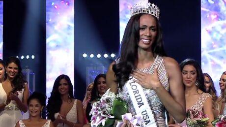 Destituée de son titre, l'ex-Miss Floride réclame 13 millions d'euros