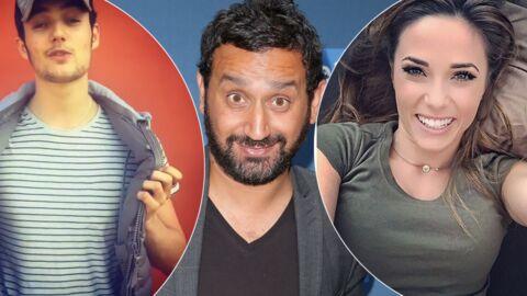 Louis Sarkozy et Capucine Anav défient Cyril Hanouna pour lui faire perdre du poids