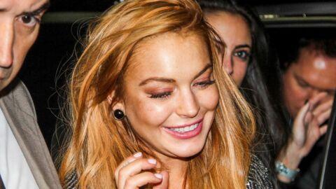 Lindsay Lohan avoue que sa grossesse était un poisson d'avril