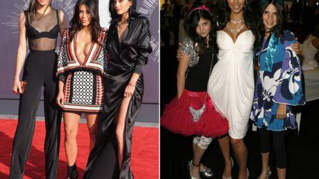 DIAPO La télé-réalité des Kardashian a 10 ans: la famille a bien changé au cours des années