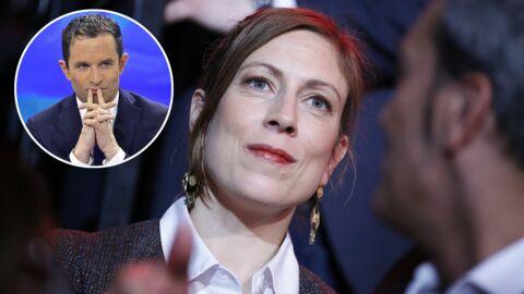 Benoît Hamon pense que s'il est élu, sa compagne Gabrielle Guallar devra quitter son travail