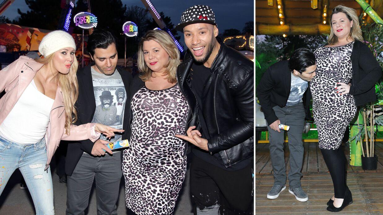 PHOTOS Cindy Lopes est enceinte: l'ex de Secret Story dévoile son baby bump