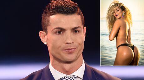 Cristiano Ronaldo a dragué Miss Plus belles fesses du Brésil, elle balance sur son attitude