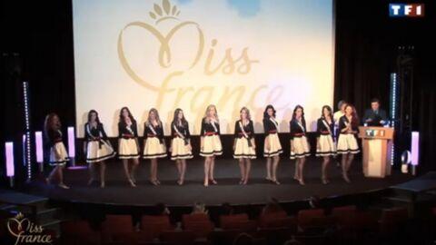 Miss France 2012: les candidates les plus sexy