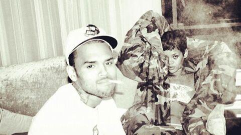 PHOTO Chris Brown officialise à son tour sa relation avec Rihanna