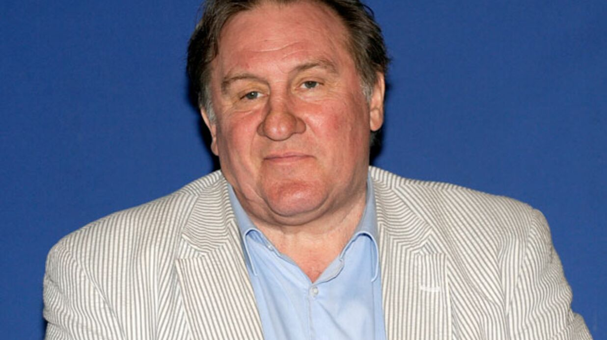 Gérard Depardieu: son procès en appel pour conduite en état d'ivresse est renvoyé
