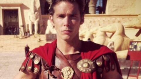 PHOTOS Le mec d'Enora Malagré en Jules César dans la version marocaine d'Astérix et Obélix