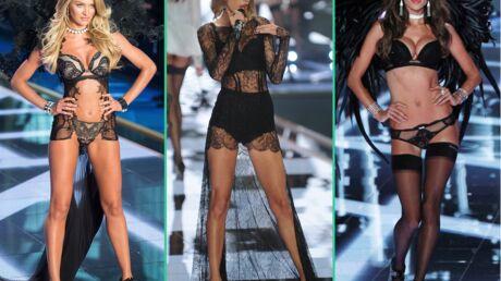 DIAPO Les anges du défilé Victoria's Secret 2014 accueillent une Taylor Swift incendiaire