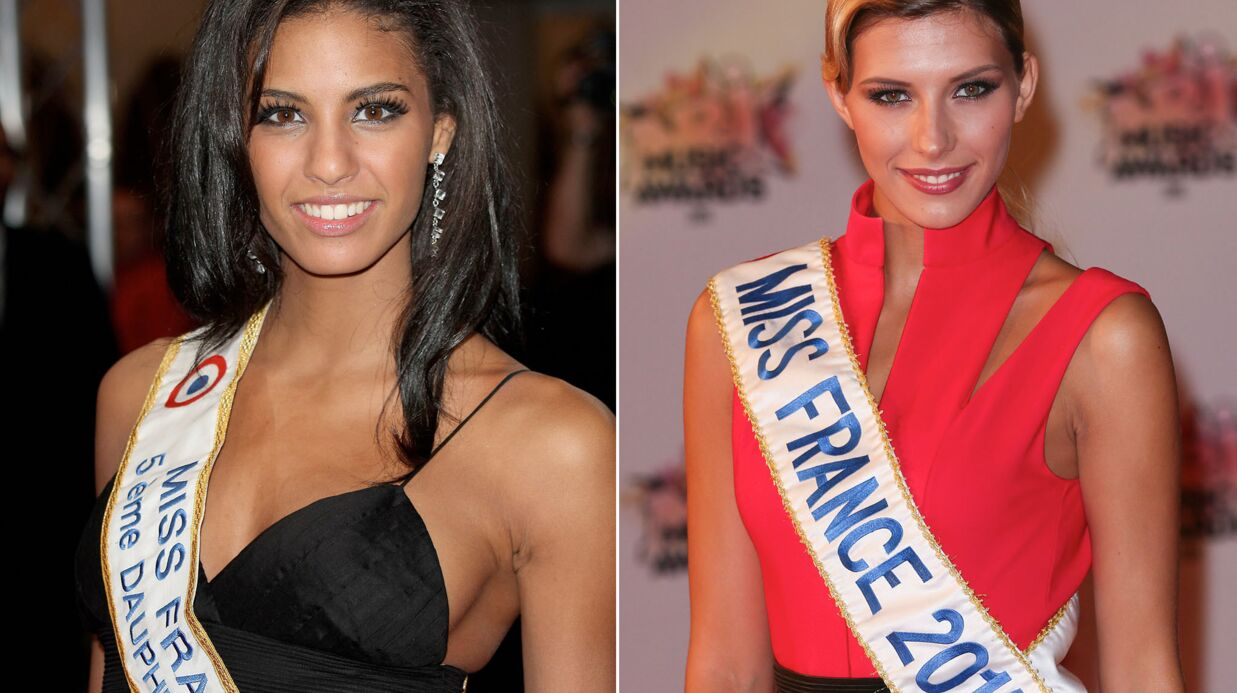 DIAPO Les Miss France au naturel et sans maquillage