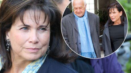Anne Sinclair dit toute son admiration pour son compagnon, Pierre Nora
