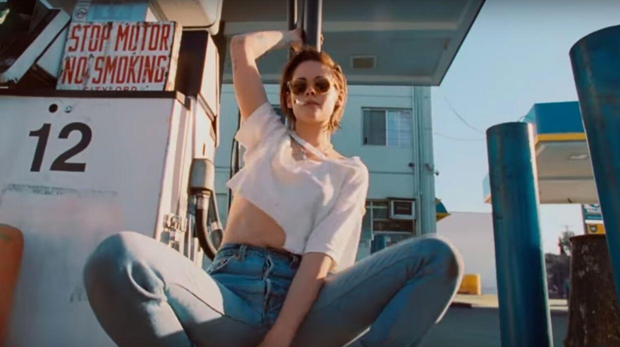 VIDEO Kristen Stewart: cigarette à la bouche, elle se déhanche pour les Rolling Stones